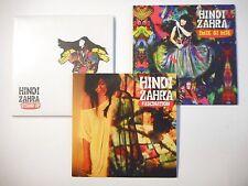 Unique Lot de 3 CD Single ▬ HINDI ZAHRA ▬ Port GRATUIT