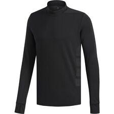 Adidas SuperNova Long Sleeve Running Tee Shirt Cy5810 Black (Men'S Medium) M