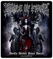 Sticker Cradle of Filth Darkly Venus Aversa Album Art Metal Music Band Decal