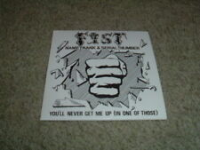 FIST - NAME, RANK & SERIEL NUMBER - CD SINGLE - LIMITED EDITION OF 500 - NWOBHM