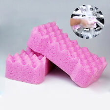 Car Auto Washing Cleaning Pad Sponge Foam Honeycomb Brush Home Kitchen Tool