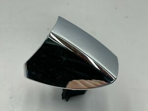 08-20 MERCEDES C CLS E GLK FRONT REAR RIGHT DOOR HANDLE PIECE COVER W CHROME OEM