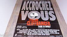 stallone CLIFFHANGER !  affiche cinema