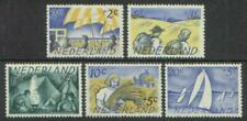 NVPH 513-517 Zomer 1949 postfris (MNH)