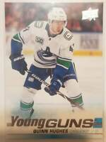 2019-20 UD UPPER DECK YOUNG GUNS SP SERIE 1 POEHLING - HUGHES