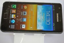 Samsung Galaxy S2 I9100 (Unlocked) Smartphone - Black SCREEN CRACK
