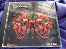 Rare Private Metal CD : Hematoma ~ Pskowski ~ Poole ~ Badgley ~ Elysium