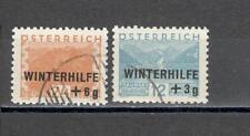 R5193 - AUSTRIA 1933 - LOTTO SOCCORSO INVERNALE - VEDI FOTO