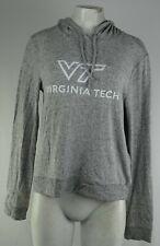 Virginia Tech NCAA Fanatics Women's Hooded Long Sleeve Shirt