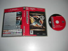 X3 Reunion PC DVD ROM XPL-SPACE SIM Post veloce