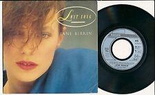 "JANE BIRKIN 45 TOURS 7"" FRANCE LOST SONG SERGE GAINSBOURG"