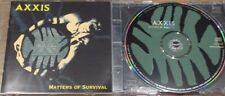 AXXIS - MATTERS OF SURVIVAL  CD