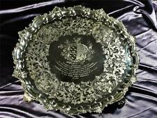 An Important Paul Storr, Gladstone, Solid Silver Presentation Salver - 228 Ozs.
