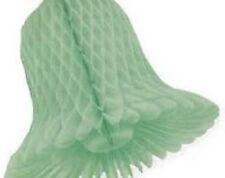 Decorazioni in tessuto verde per feste e party