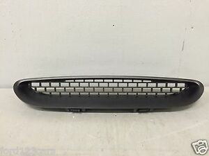 15-21 DODGE CHALLENGER HELLCAT 392 SRT CENTER HOOD BEZEL BLACK MOPAR 68184348AH