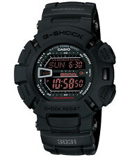 CASIO G-SHOCK G-9000MS-1 MILITARY MUDMAN RESISTS MUD WR 200 M. WARANTY 2 YEARS