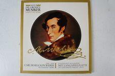 von Weber Klavierkonzert 1 Friedrich Wührer Pro Musica Wien Hans Swarowsky(LP11)