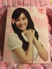 SNSD SM Tiffany Girls & Peace Girls Generation Postcard  Card Kpop K-pop