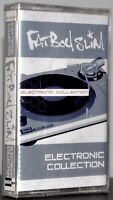 """Fatboy Slim """"Electronic Collection"""" Rare Russian cassette! New! Sealed!"""