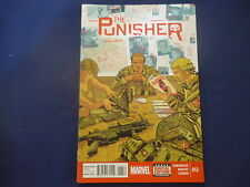 MArvel The punisher issue 13 2014  (B10)