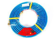 5 METER OXY LPG TWIN HOSE WITH BRASS FITTINGS OXY LPG *OLYMPIC*