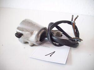 Lenkerarmatur links, Blinker, Kupplung / Handlebar switch left Honda CB 50 J