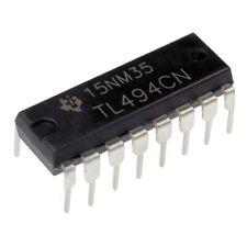 Circuito Integrado TL494CN - DIP 16 - Controlador PWM - Texas Instruments