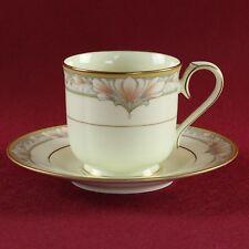 Kaffeetasse & Untertasse Noritake Barrymore 9737 Japan *Neu*