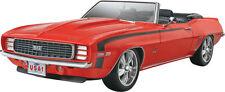 69`Camaro SS/RS Convertible, Revell EE.UU. Modelo Kit 1:25, 85-4929, Nuevo