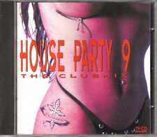 Compilation - House Party 9 - The Clubmix - CD - 1994 - Eurohouse
