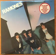 RAMONES ~ Leave Home Limited Edition COLORED VINYL LP (NEW & SEALED)