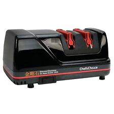 New listing Chef'sChoice 315S Professional Diamond Electric Knife Sharpener for Asian-Sty.