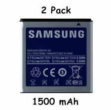 2 Pack Genuine Samsung EB575152YZ Battery For Samsung Galaxy S i500 Fascinate