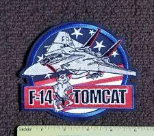 F-14 TOMCAT US Navy VF Top Gun Grumman Fighter Squadron LARGE  Patch