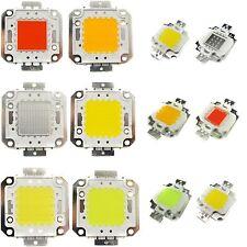 LOTS 10W 30W 50W 100W RGB SMD Bright High Power LED Chips Flood Light Bulb