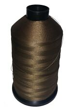 Coyote Brown 3000m Cone 40's Bonded Nylon Thread (Military Specification)