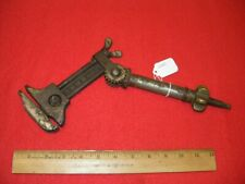 Lowentraut 20th Century Brace Wrench No Swing Handle Other Wood Handle Missing