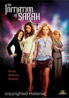 The Initiation of Sarah (DVD 2007) Summer Glau, Morgan Fairchild, Jennifer Tilly