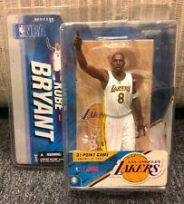 McFarlane NBA Series 11 Kobe Bryant 81 Point Game RARE Lakers Figure