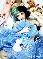 Melanie Martinez 8x11 Photo Autographed Cry Baby