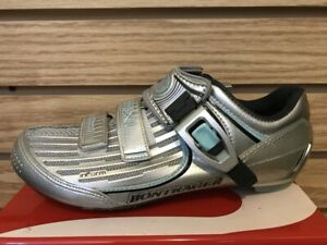 Cycling Shoes Bontrager RXL Road WSD 38 Silver