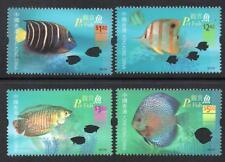 HONG KONG MNH 2003 SG1178-81 Pet Fish