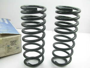 Moog CC835 Variable Rate Suspension Coil Springs - Rear