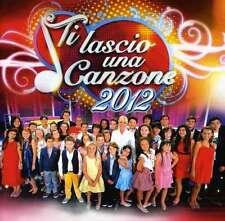 Ti Lascio Una Canzone 2012 CD RCA RECORDS LABEL