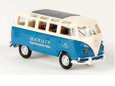 Brekina 31836 VW Samba T1b Krupp Kantinenbetriebe Volkswagen 1:87 Neu