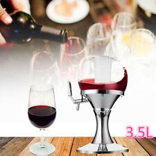 3.5L Beverage Dispenser Ice Core Bar Beer Tower Wine Drink Liquor Pump Machine