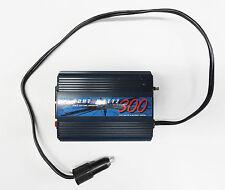 Portawattz 12 VDC to 115VAC Cigarette Lighter Power Converter 300W Non-Inductive