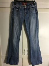 Lucky Brand Women's Sofia Boot Cut Blue Med Wash Jeans Size 4/27