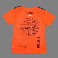 New Unworn Kappa Global Energy 2016 Beijing Bimbo Soccer Jersey Shirt Medium