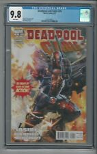 Deadpool and Cable #26 CGC 9.8 NM/M Marvel Comics 4/11 Dave Wilkins Cover